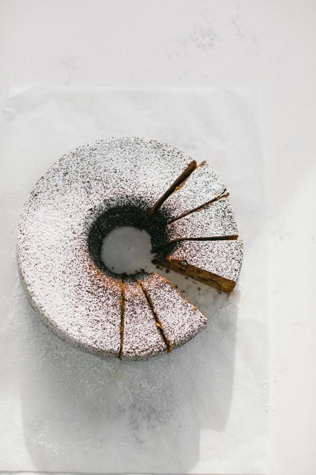 Pumpkin Pound Cake Recipe | The Vanilla Bean Blog