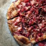 breakfast pizza | the vanilla bean blog