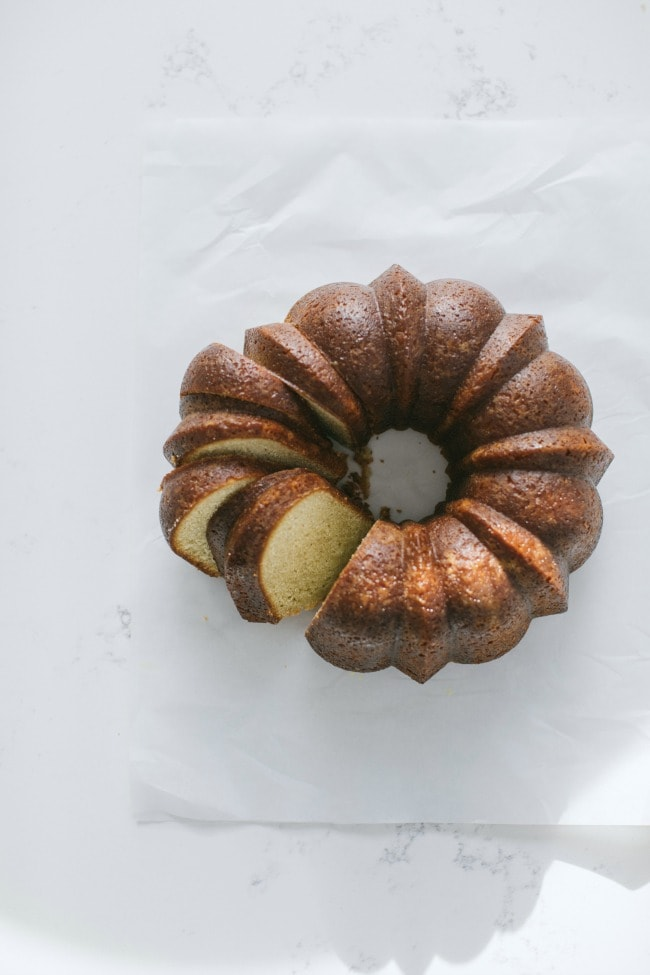 Cardamom Pound Cake recipe | The Vanilla Bean Blog