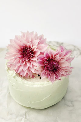 Basil Buttercream