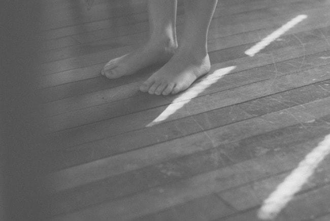 her feet | sarah kieffer