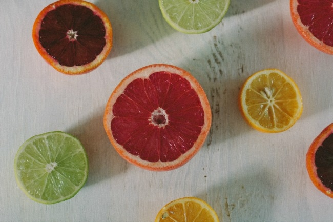 citrus shadows | sarah kieffer