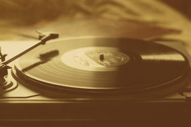spinning tunes | the vanilla bean blog