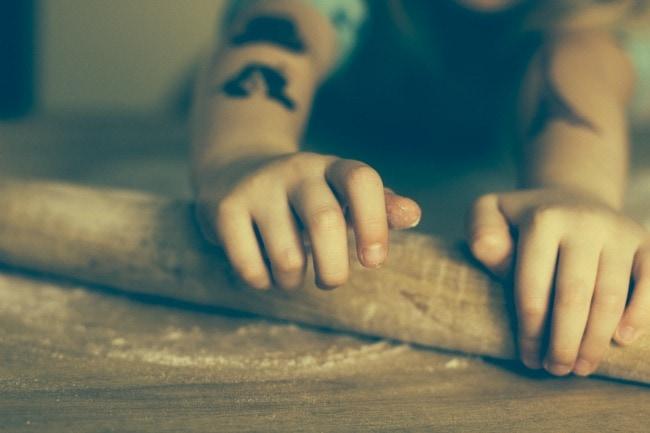 making puff pastry | sarah kieffer
