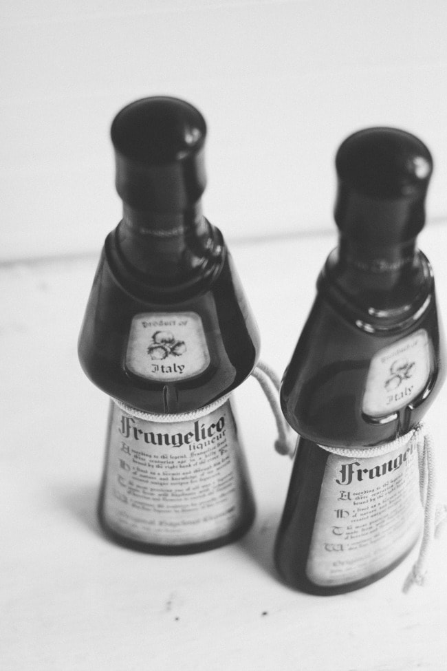 frangelico + coffee no-churn ice cream | the vanilla bean blog
