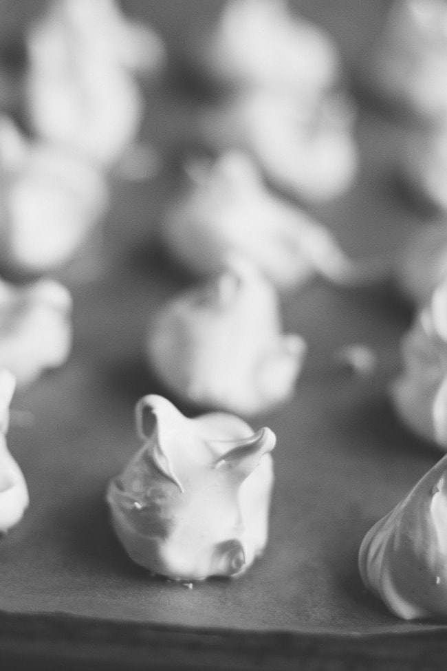 meringues | the vanilla bean blog