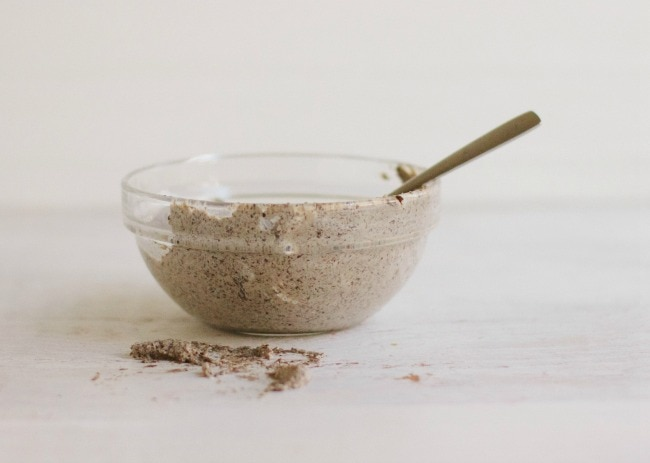 simple mushroom pâté | the vanilla bean blog