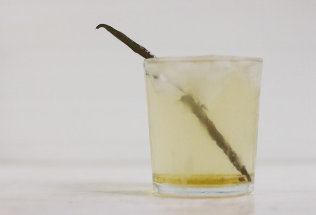 vanilla bean soda (with or without bourbon) + the summer of fun