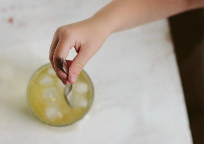 vanilla bean soda (with or without bourbon) | the vanilla bean blog