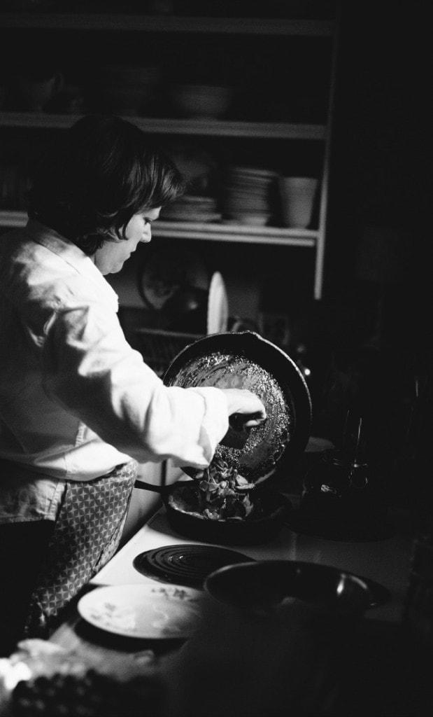 chanterelle mushroom | the vanilla bean blog