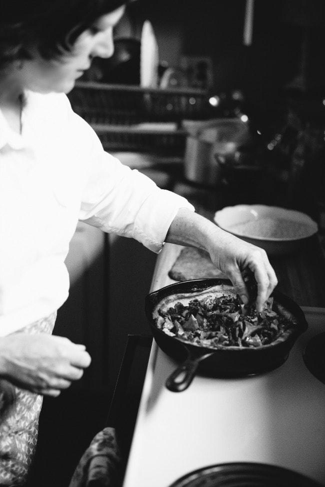 chanterelle popover | the vanilla bean blog