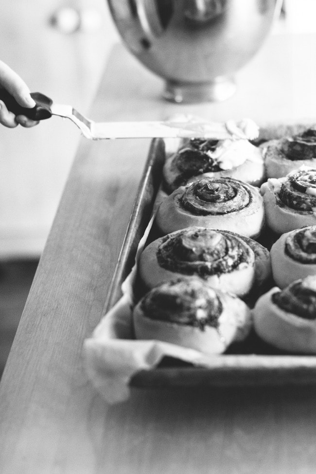 cinnamon rolls | the vanilla bean blog