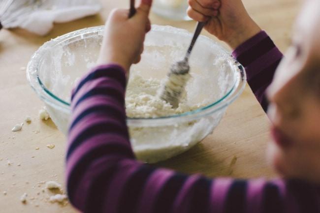 vanilla bean snow cream   the vanilla bean blog