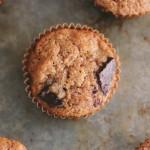 banana-chocolate-coffee muffins with whole wheat flour   the vanilla bean blog
