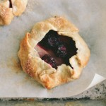 pear + blackberry tartlets | the vanilla bean blog