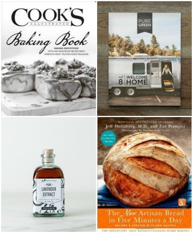 vanilla bean blog giveaway