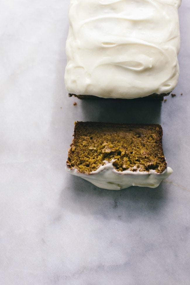 Autumn Harvest Breakfast Bread | The Vanilla Bean Blog