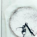 Izy's Swedish Chocolate Cake