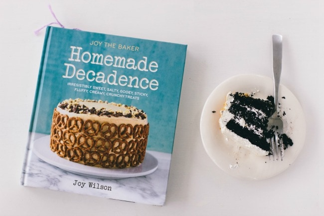 s'more cake | the vanilla bean blog