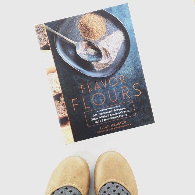 Flavor Flours by Alice Medrich