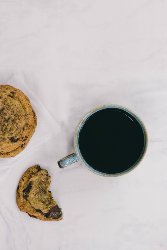 chocolate chip cookies (wheat free) | the vanilla bean blog