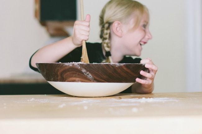 maple oatmeal scones | the vanilla bean blog