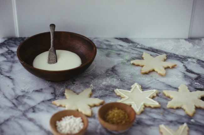 Holiday Cut-Out Cookies | The Vanilla Bean Blog | Sarah Kieffer