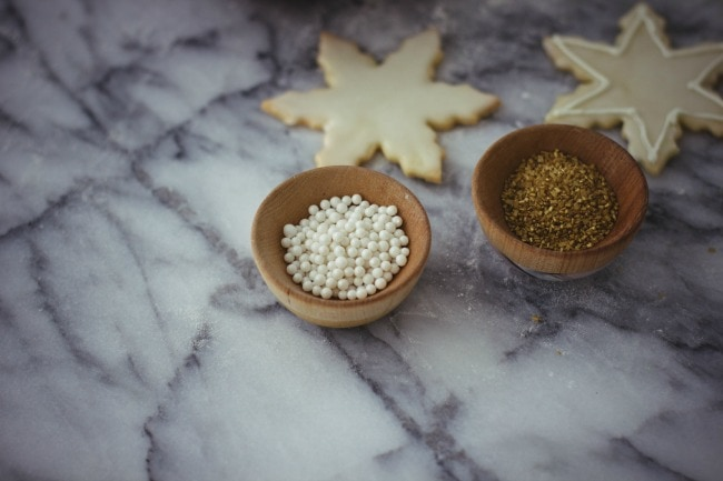 Holiday Cookies and Toppings | The Vanilla Bean Blog | Sarah Kieffer