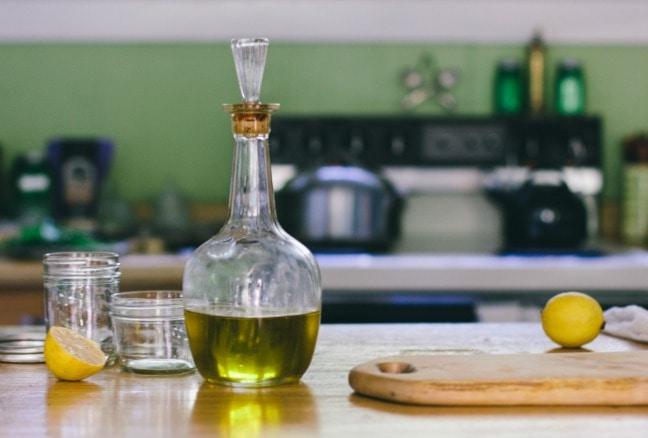 Olive Oil and Lemon | Sarah Kieffer | The Vanilla Bean Blog