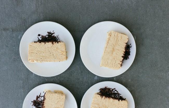 Espresso Semifreddo | Sarah Kieffer | The Vanilla Bean Blog