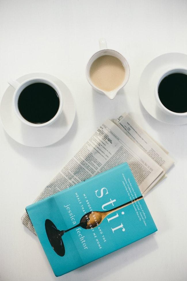 coconut coffee cream | the vanilla bean blog