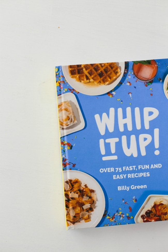 Whip It Up! by Billy Green | Photo by Sarah Kieffer