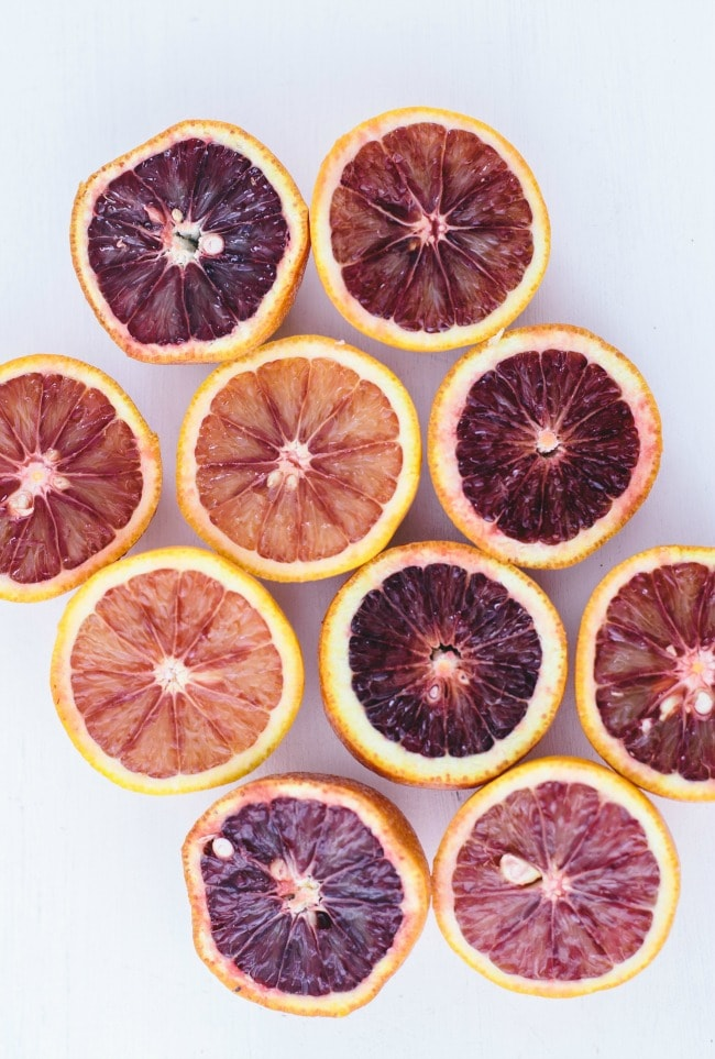 blood oranges | the vanilla bean blog