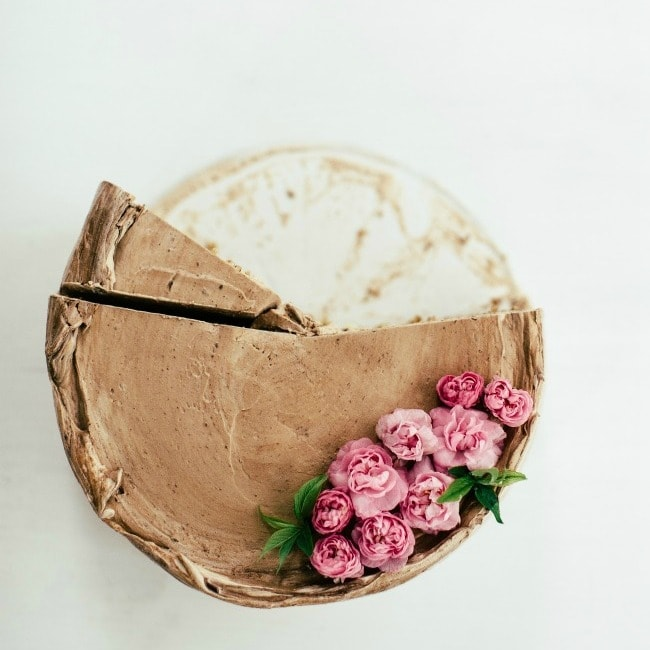 Hazelnut Cake with Crème Mousseline and Chocolate Buttercream | Sarah Kieffer | The Vanilla Bean Blog