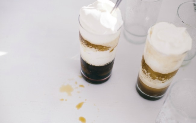 Granita di Caffe | Sarah Kieffer | The Vanilla Bean Blog