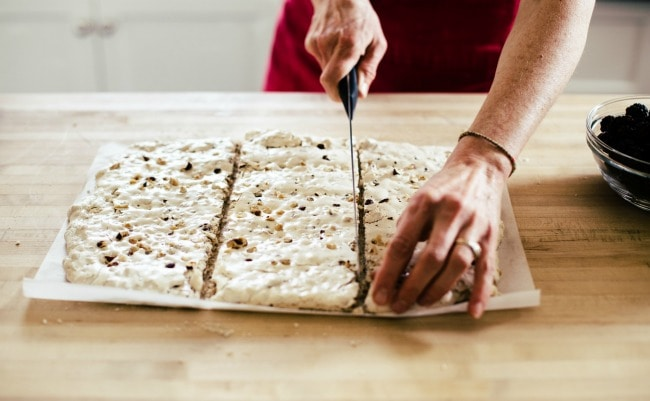 Slicing Meringue | Sarah Kieffer | The Vanilla Bean Blog