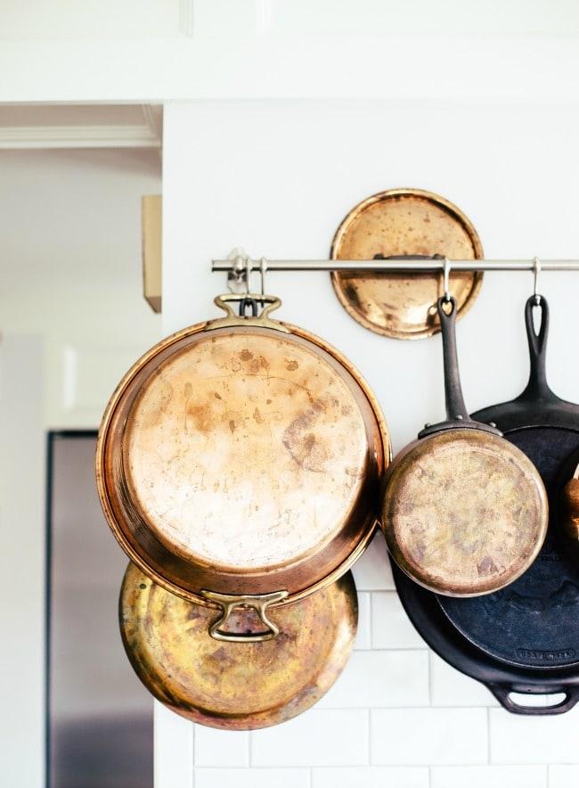 Copper Pots | Sarah Kieffer | The Vanilla Bean Blog