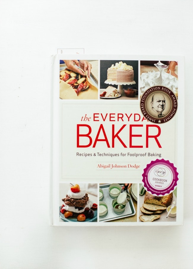 everyday baker by Abby Dodge