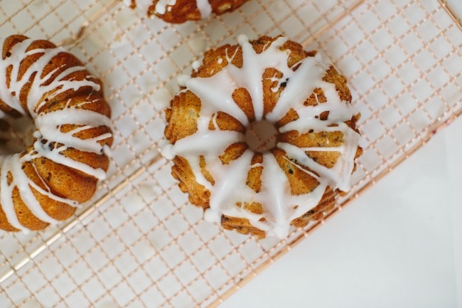 cherry poppyseed bunt