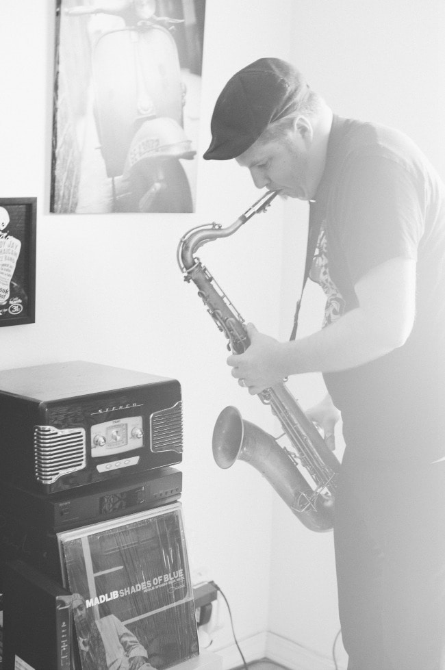 Buddy Jay Jamican Jazz Band