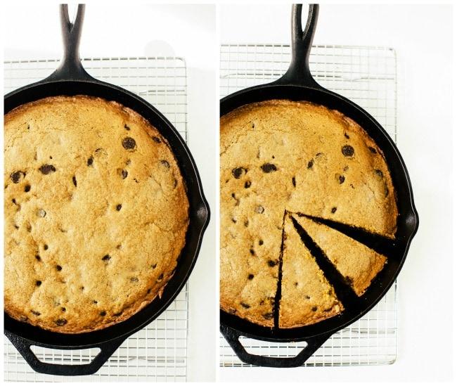 Pumpkin Skillet Cake | Sarah Kieffer | The Vanilla Bean Blog