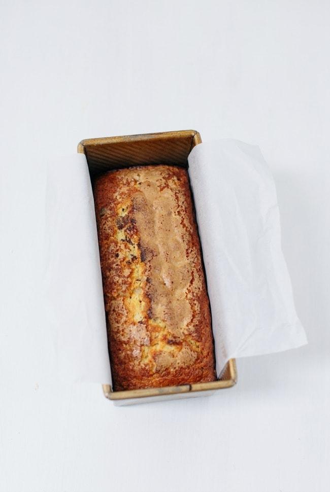 Chocolate Orange Scone Loaf | Sarah Kieffer | The Vanilla Bean Blog