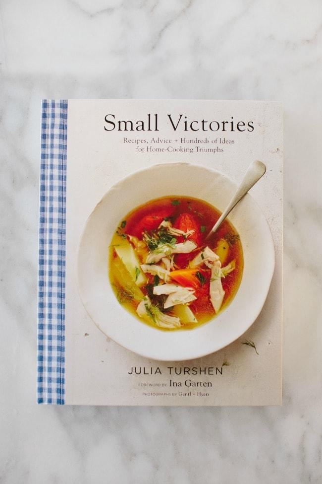 Small Victories Cookbooks   Photo By Sarah Kieffer   The Vanilla Bean Blog