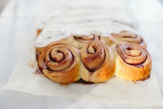 blackberry buns