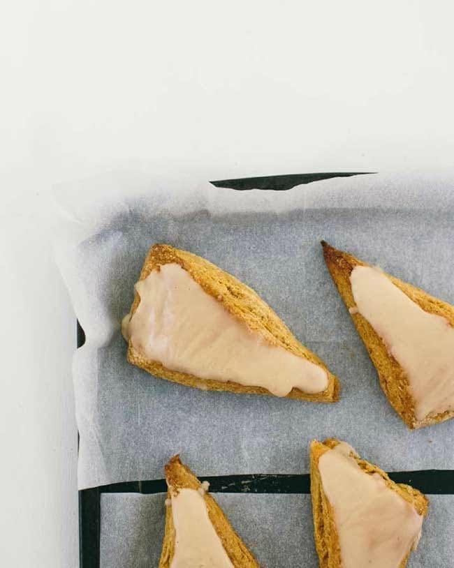 pumpkin-scones