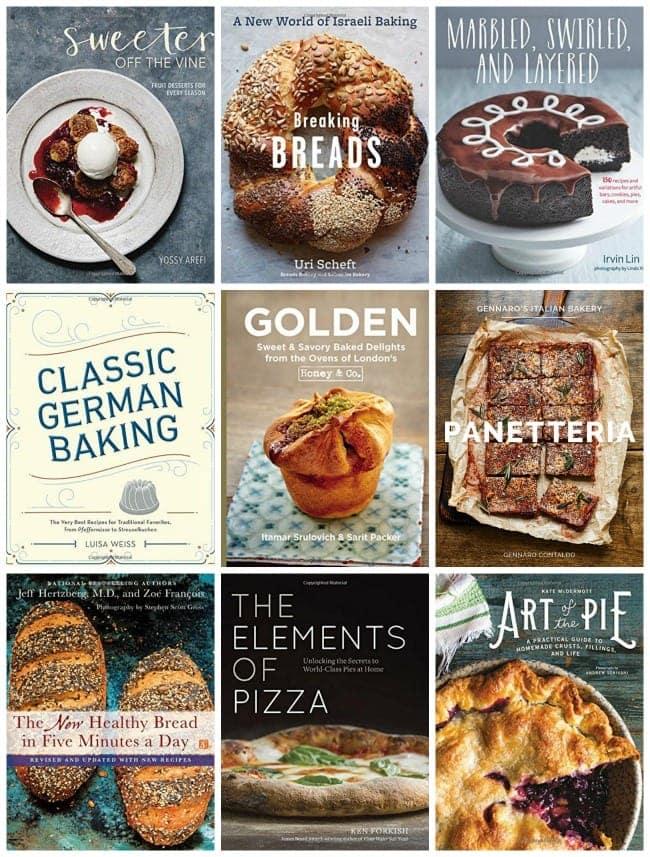 Baking Cookbooks | Sarah Kieffer | The Vanilla Bean Blog