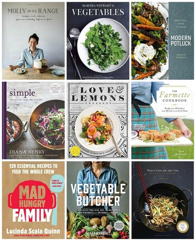 Favorite Cookbooks | Sarah Kieffer | The Vanilla Bean Blog