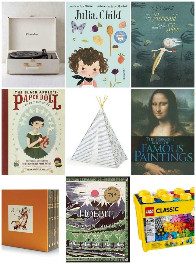 Kids Gift Ideas | Sarah Kieffer | The Vanilla Bean Blog
