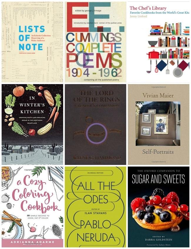 Favorite Books | Sarah Kieffer | The Vanilla Bean Blog