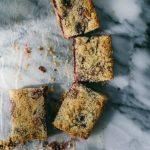 Blueberry Apple Bars